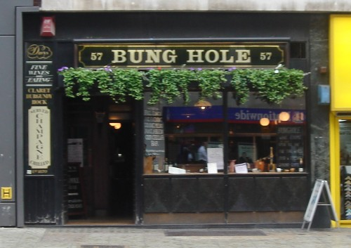 A pub where Beavis like to drink when he's in town with his pal Butthead, London (2006)