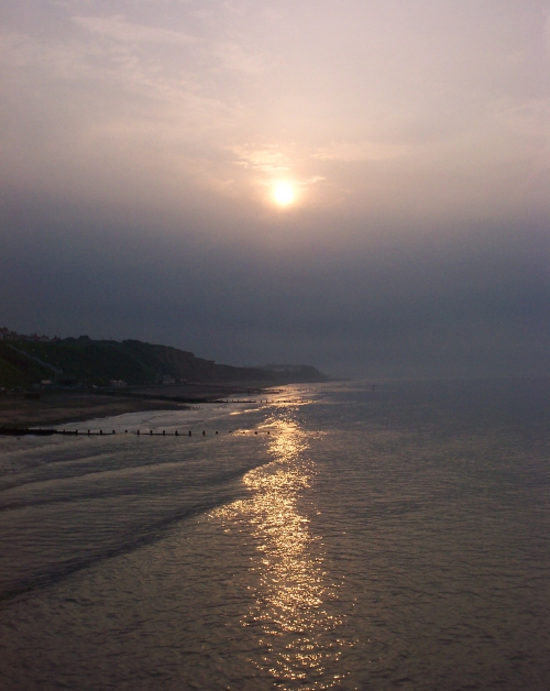 A lovely sunset, Cromer (2006)