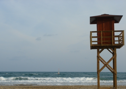 Where the lifeguards live, Spain (2006)