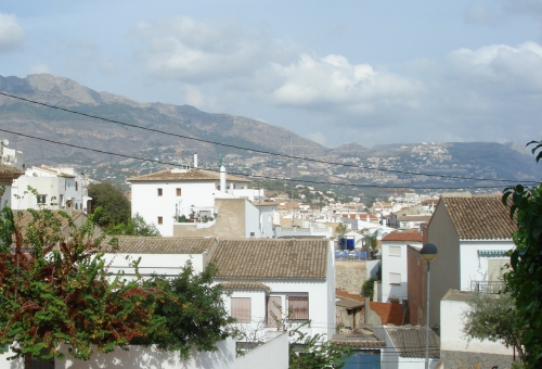 The pretty houses of Altea, Spain (2006)