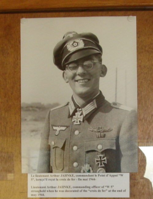 A famous German lieutenant, France (2006)