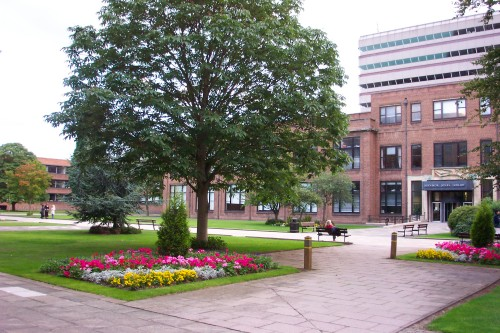 Hull University buildings, a nice university in a not so nice city, Hull (2005)