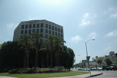 The offices of the famous games developer THQ. Los Angeles (2007)