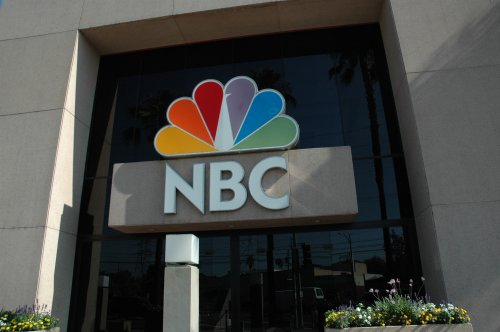 The NBC studios where lots of chat shows and sitcoms are filmed. Los Angeles (2007)