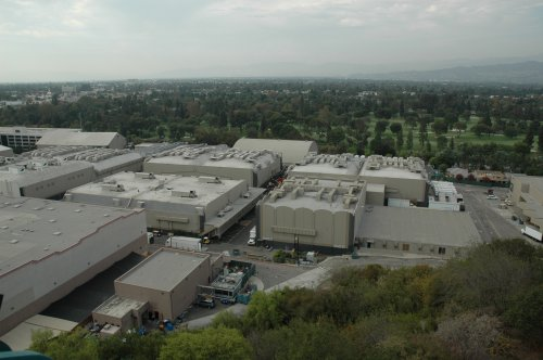 The Universal Studio lots, where famous movies and TV shows are filmed. Los Angeles (2007)