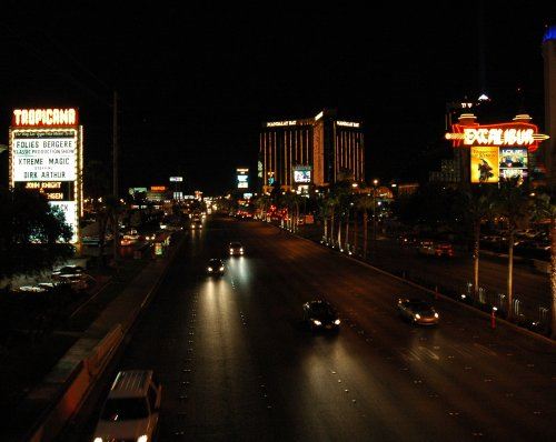 A great city… with lots of fun to be had, if you're over 21… Las Vegas (2007)