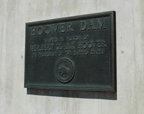 It's official, it is the Hoover Dam. Nevada/Arizona (2007)