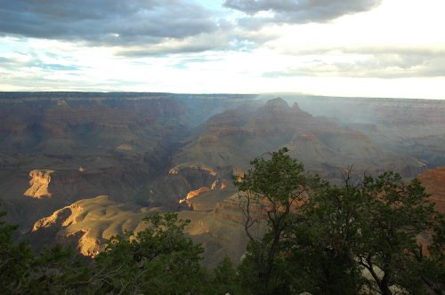 It's another photo of the Grand Canyon. Arizona (2007)
