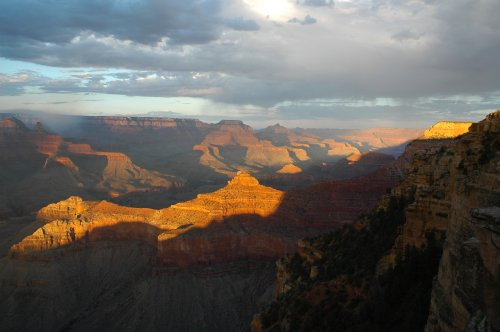 Grand Canyon photo #354b. Arizona (2007)