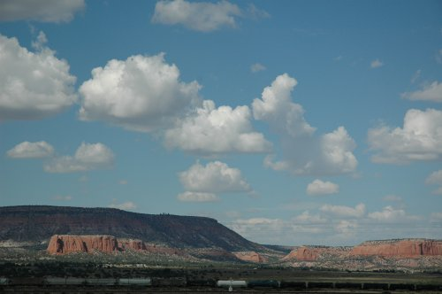 It's a big old country America. Arizona (2007)