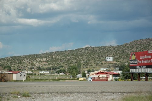 Looks like a nice place to live to me. New Mexico (2007)