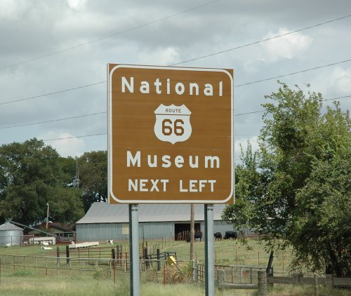 Want to know all about historic Route 66? This is the place for you. Texas (2007)