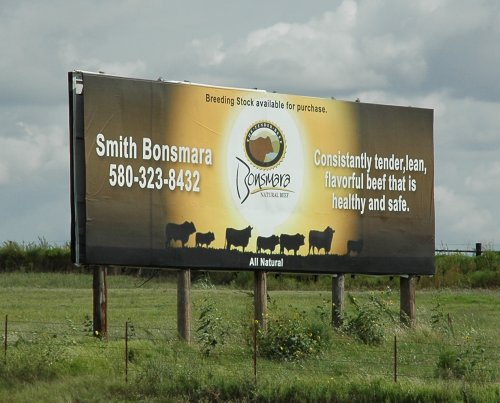 Why buy a burger when you can buy the whole cow? Oklahoma (2007)